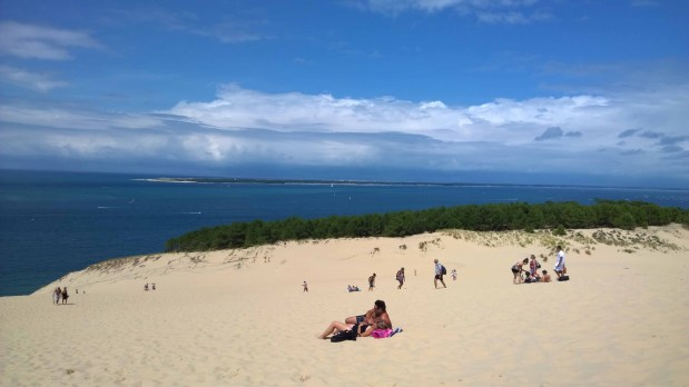 Day 9: Arcachon. Rest day.
