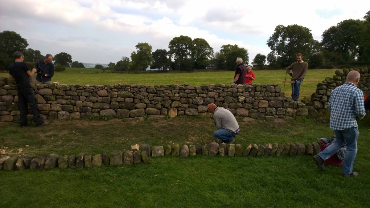 Dry Stone Walling - 04