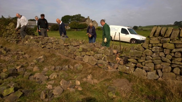 Dry Stone Walling - 05