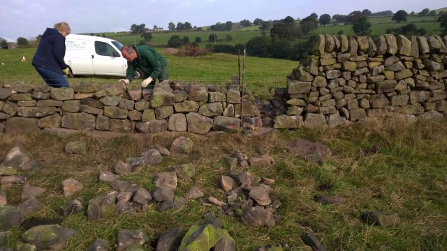 Dry Stone Walling - 06