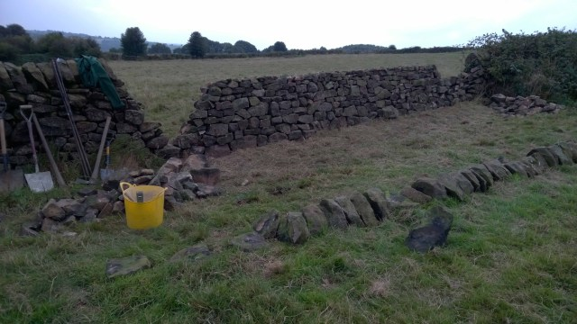 Dry Stone Walling - 08