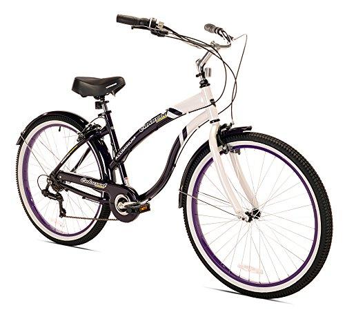 Kent Oakwood Men's Cruiser Bike (19-Inch Frame