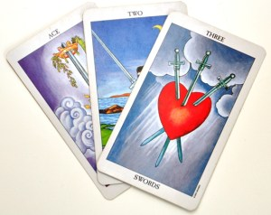 Suit of Swords tarot card meanings