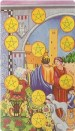 Ten of Pentacles Tarot Card Meanings