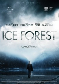 The Ice Forest Poster
