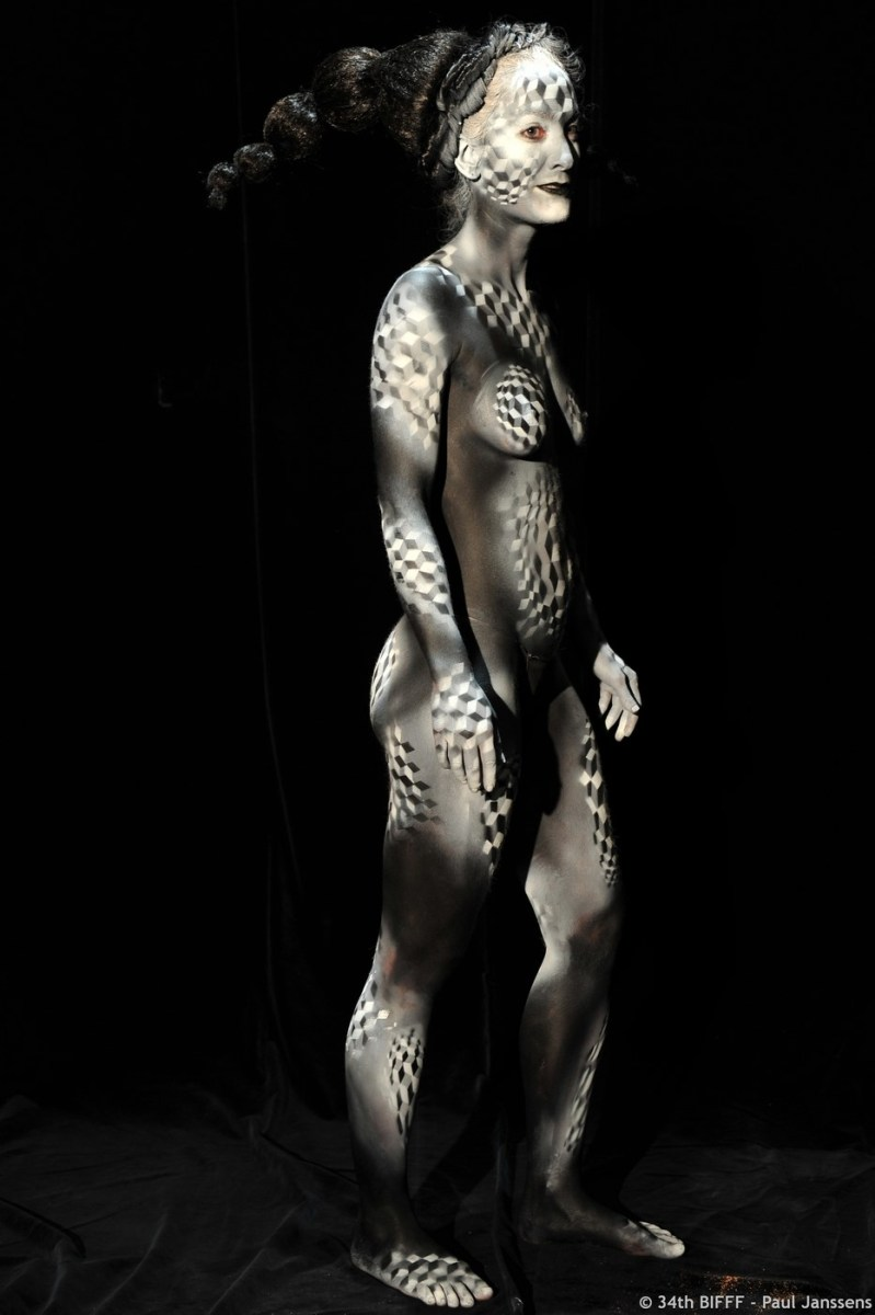 Body Painting Competition Video