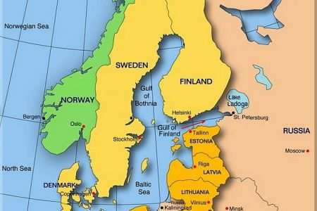 Map of baltic sea countries map of baltic sea countries if you like the image or like this post please contribute with us to share this post to your social media or save this post publicscrutiny Choice Image