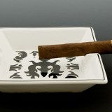 La Ciambella porcelain cigar ashtray by Sandra Knuyt for Ritzenhoff Germany