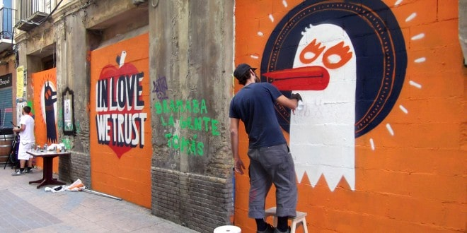 Expo Street Art Nantes