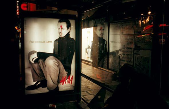 Zevs les a tuer street art