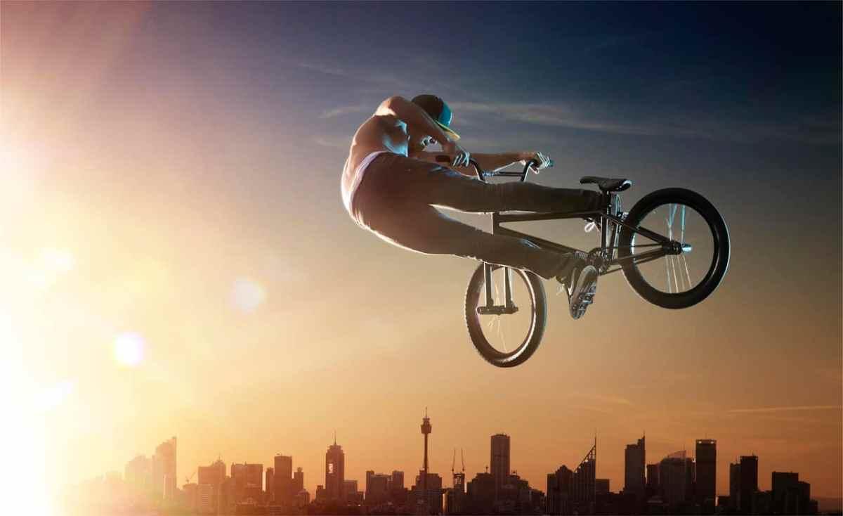 Roller BMX VTT