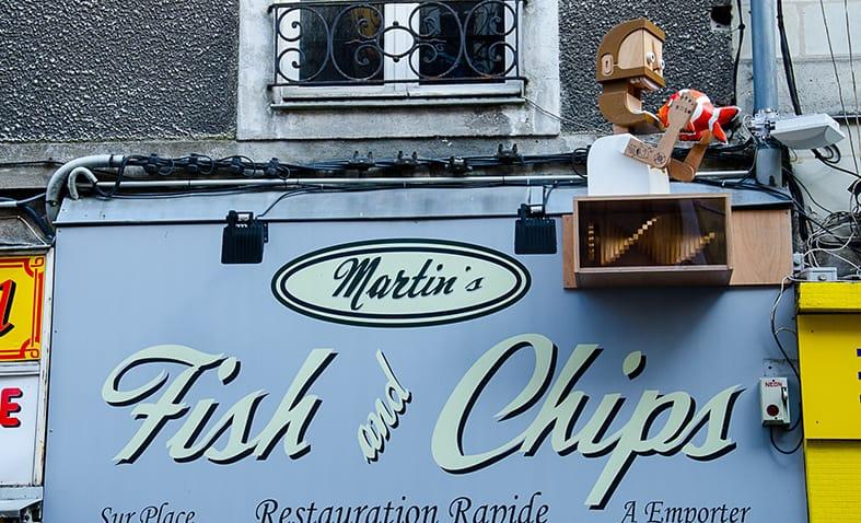 fish and chips nantes
