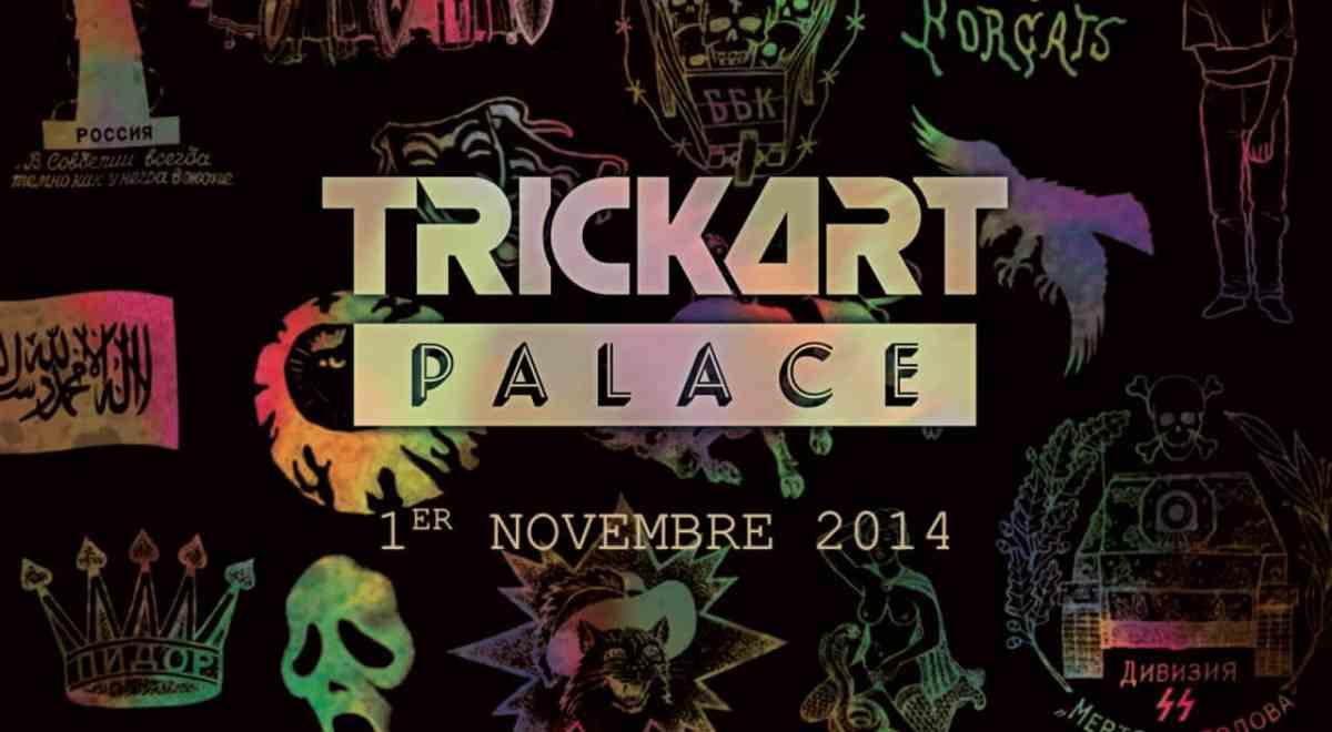 trickart palace prison nantes soiree