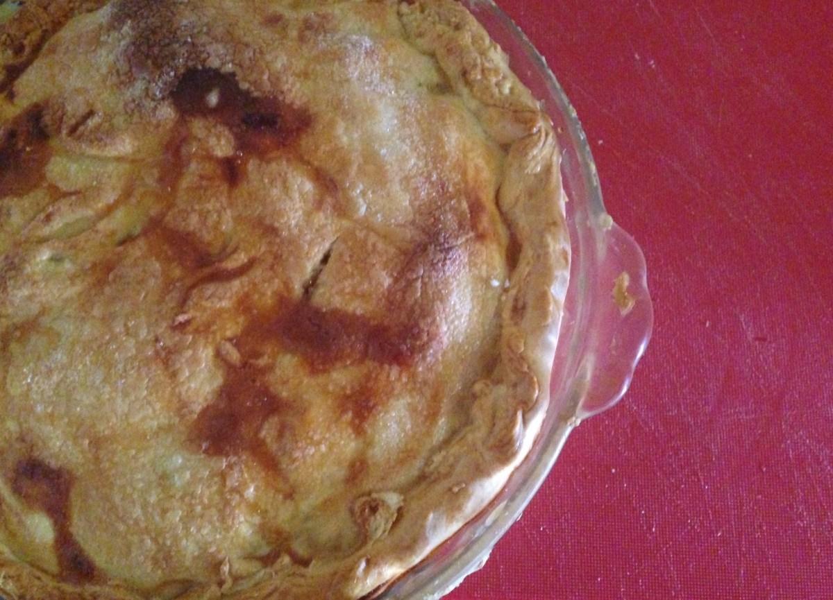 Apple Pie - Easy Pastry Option