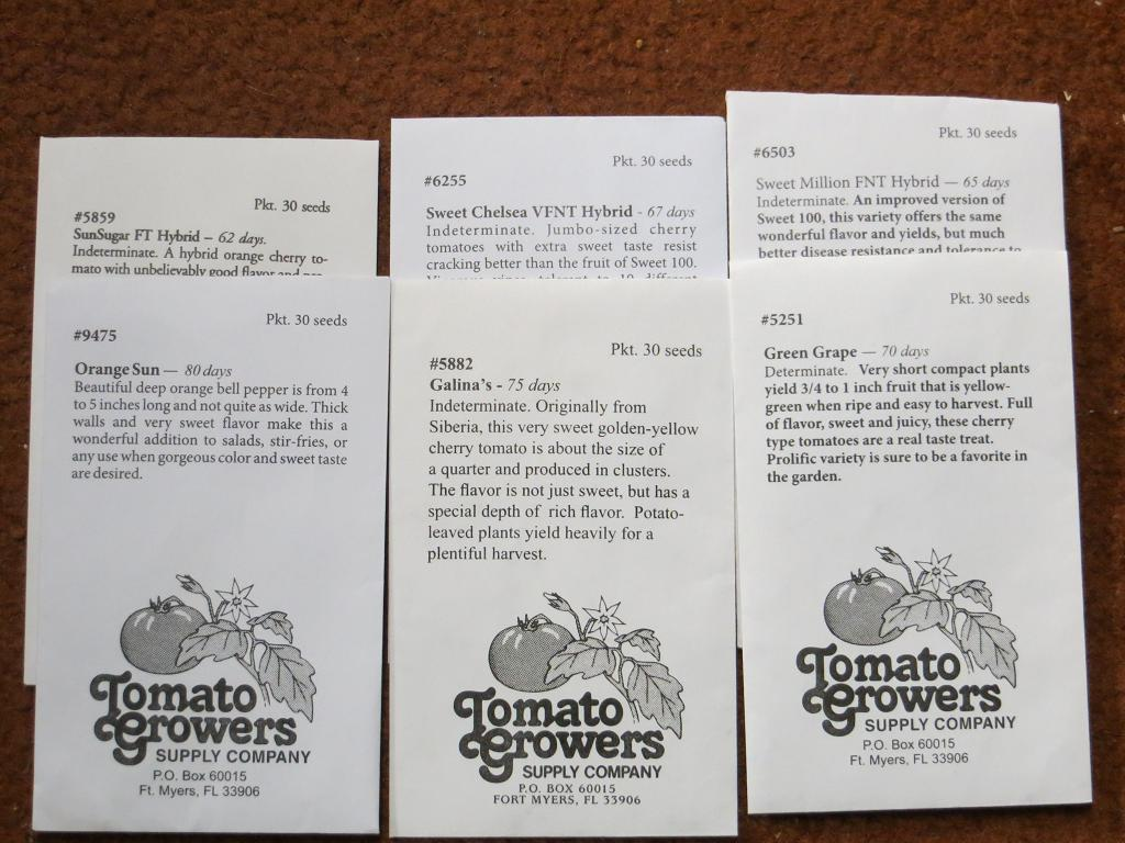 Preferential Seeds From Tomato Growers Supply Company Blog Tomato Growers Supply Company Tomato Growers Supply Promo Code houzz-02 Tomato Growers Supply