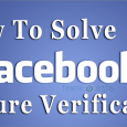 How to Solve Facebook Picture Verification