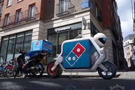 robot delivery
