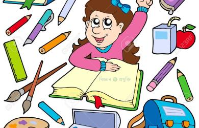 5192843-Back-to-school-collection-3-vector-illustration--Stock-Vector-school-studying-children