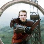 Freddie Stroma in Harry Potter