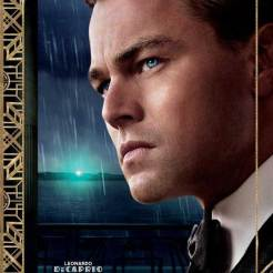 Leo Dicaprio as Jay Gatsby