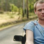 First look still from Downriver featuring Reef Ireland as James (by Michelle Leong)