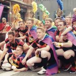 Apropos Of Nothing: The Manchester Spartans Gay-Inclusive Rugby Team May Inspire You To Play With Their New Video