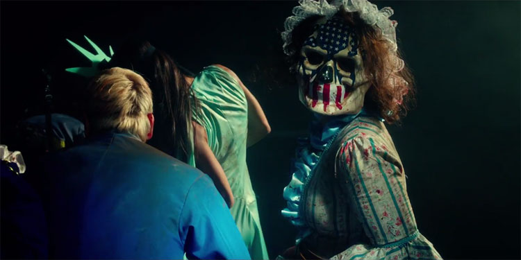 The Purge: Election Year Trailer – Crime is gonna be legal once more