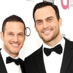 Cheyenne Jackson & His Hubby Announce The Birth Of Their Twins