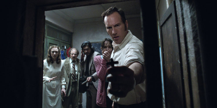 The Conjuring 2: The Enfield Case (Blu-ray Review)