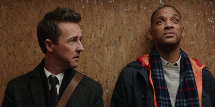 'Collateral Beauty' Trailer Shows Will Smith Riding Subway With Death