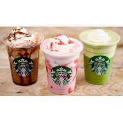 Small Crop Of Cotton Candy Frappuccino