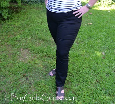 Plus Size Fashion: Old Navy Plus Jeans Review - BigGirlsGuide
