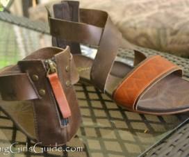 cushe glimmer sandal