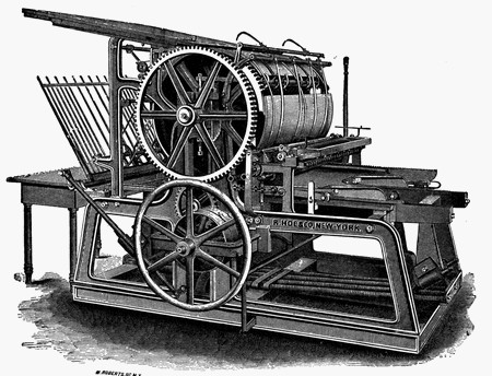 Printing Press Top 10 Best Inventions of All Time