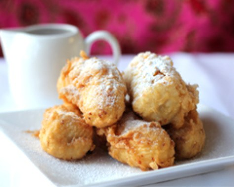 Low Fat Banana Fritters Recipes — Dishmaps