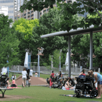 Kids Love Tuesdays at Discovery Green! Toddler Tuesdays, March 24 – May 26, 2015, 10:30am