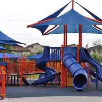 The Playground Without Limits at the Metropolitan Multi-Service Center - Visiting Houston's Parks, One Week at a Time