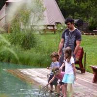 Texas Roadtrip To Glamping At The Tipis at Geronimo Creek Retreat