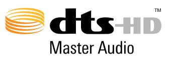 DTS HD Master Audio