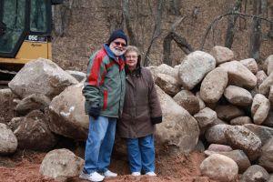 2013 Big Pine Lake Dam Repairs 064