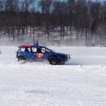 Ice Racing on Big Pine Lake