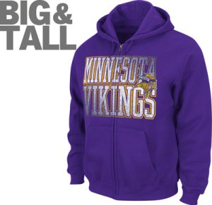 Big and Tall, Minnesota Vikings Sweatshirt Hoodie, Plus Size Vikings apparel, 3X Minnesota Vikings t-shirt, 4X Minnesota Vikings hoodie