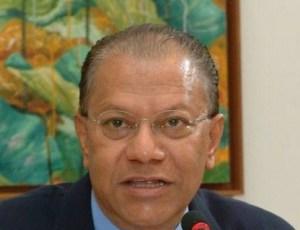 Mauritius President Rajkeswur Kailash Purryag
