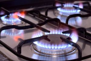 Save LPG used by cook stoves: Make sure your gas burners burn blue for higher fuel efficiency