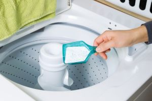 Use right detergents with washing machine for efficient use