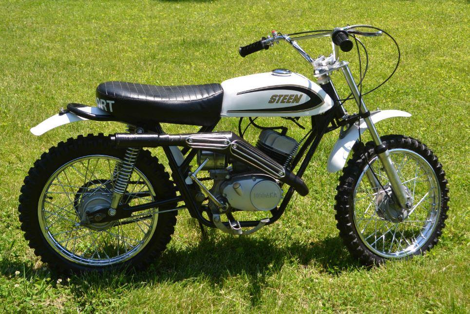 1972 Alsport Steen Hodaka
