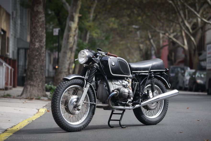 1971 Bmw R60 5 Custom Bike Urious