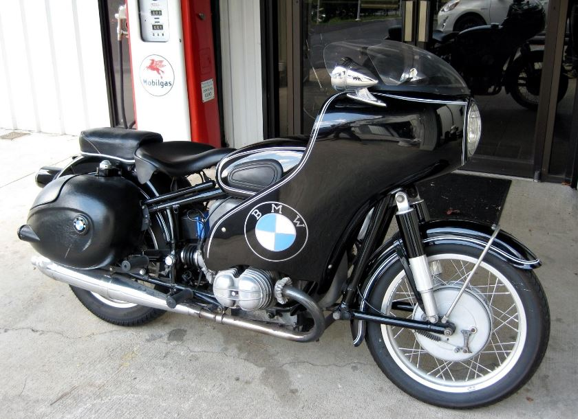 750cc Update - 1962 BMW R60/2 Custom