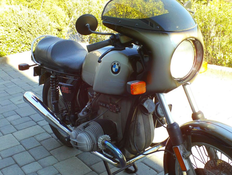 No Reserve - 1976 BMW R90S