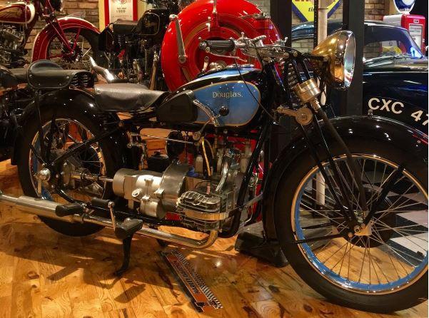 Rare Restoration - 1936 Douglas Endeavour